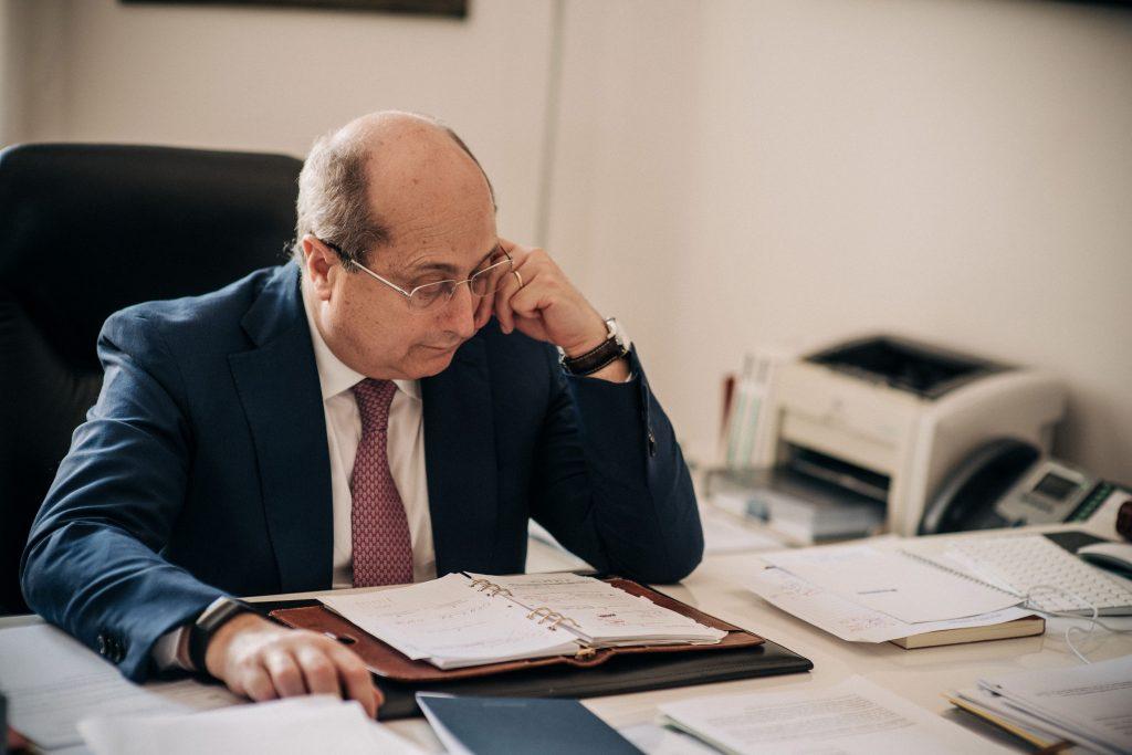 Avvocato Sergio Menchini